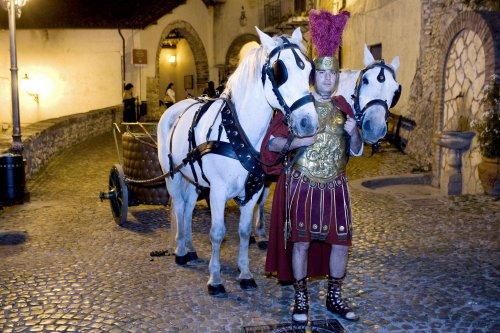 Carrozze antiche carrozze per cerimonie carrozze per for Secondi romani
